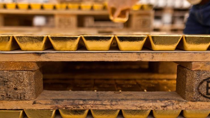 Die Schliessung der Tessiner Gold-Raffinerien sorgten für Engpässe auf dem Goldmarkt weltweit.