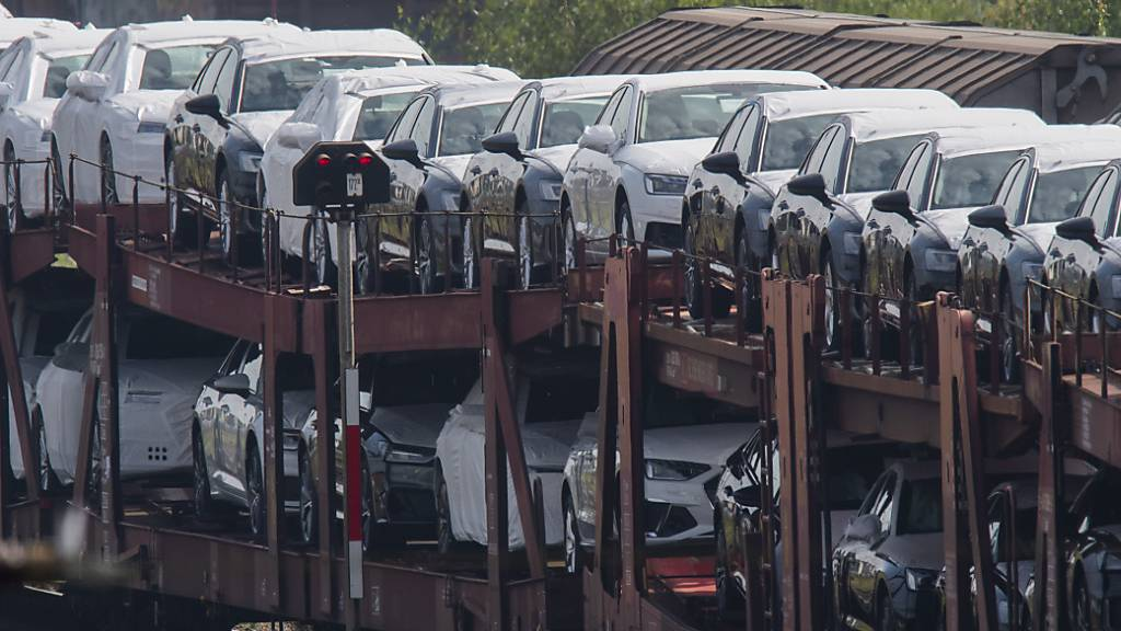 Neuzulassungen auf EU-Automarkt wieder auf dem Rückzug
