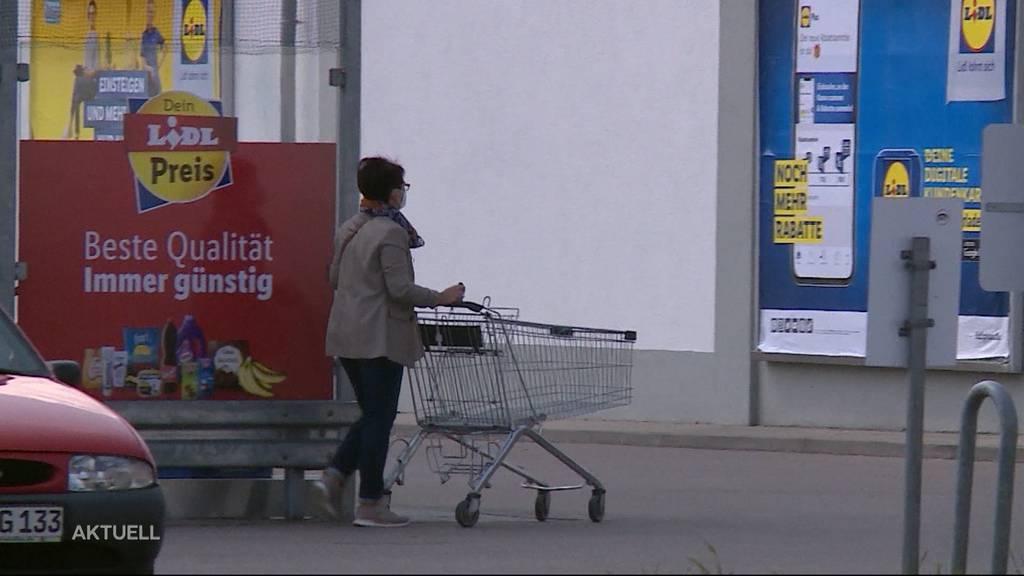 Einkaufstourismus für Geimpfte erlaubt
