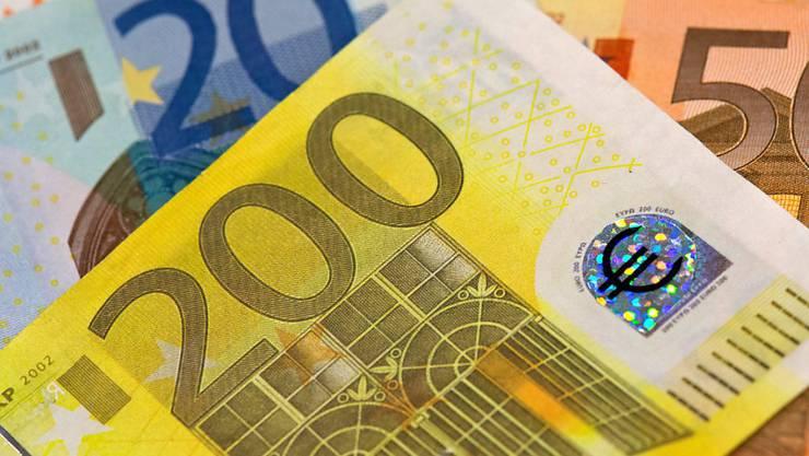 Rund 600 Millionen Euro hat die Europäische Union 2016 durch Betrug verloren. (Symbolbild)
