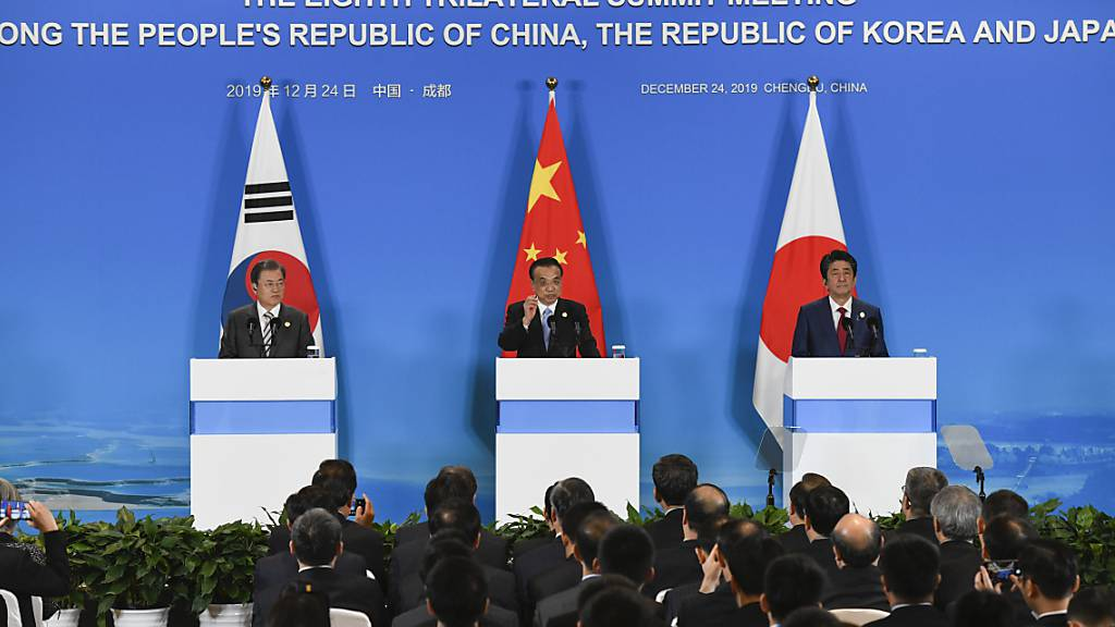 Peking, Tokio und Seoul unterstützen Gespräche mit Nordkorea