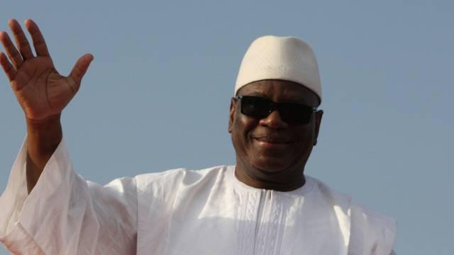 Ibrahim Boubacar Keita ist Malis neuer Präsident (Archiv)