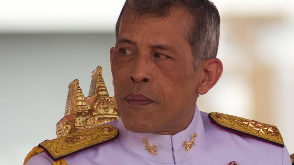 Wurde von zwei bayrischen Lausbuben und deren Spielzeugpistole ins Visier genommen: Thailands König Vajiralongkorn. (Archiv)