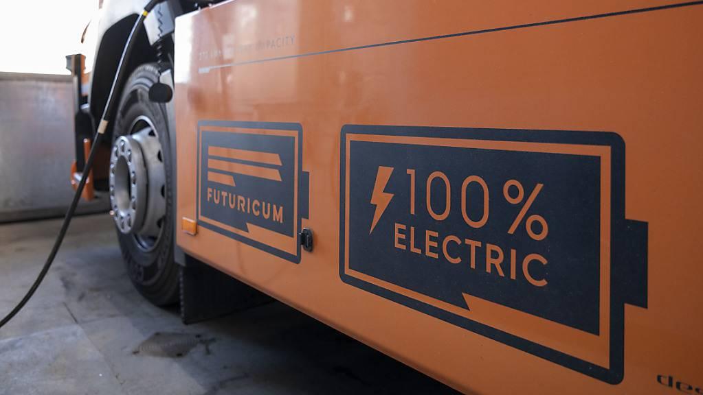 Daimler Truck, Traton und Volvo bauen Ladenetz für E-Laster auf (Symbolbild)