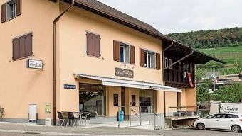 Der Dorfladen von Walti Suter befindet sich in Oberflachs.