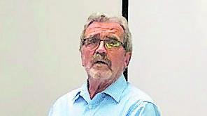 Walter Holer, Vereinspräsident: «Besonders an der offiziellen Mitgliedschaft ist der neue Name für den Kirchenchor.»
