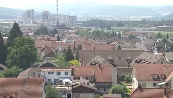 Irrsinnige 35,8 Grad lassen die Gemeinde in Baden in der ganzen Eidgenossenschaft am stärksten schwitzen.