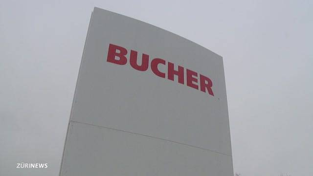 Bucher streicht Arbeitsplätze