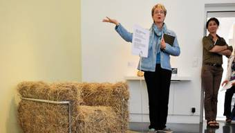 """Chantal Prod'hom: """"geistreich und visionär"""" (Archiv)"""