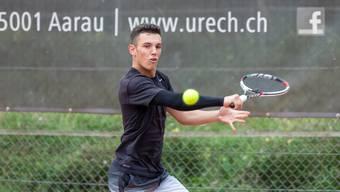 Sorgte für die Überraschung in der Königskategorie U18: Vladan Krisan zeigte ein starkes Turnier und sicherte sich letztlich den Titel.