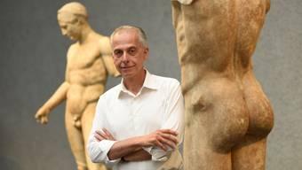 Die Umzugspläne für das Antikenmuseum bereiten Museumsdirektor Andrea Bignasca schon länger Sorgen.