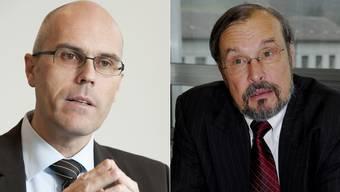 Dieter Egloff und Jörg Stumpf