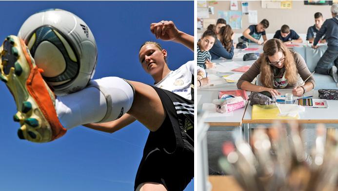Noch ist nicht klar, ob im Raum Baden eine Sportschule entstehen kann. (Symbolbild)