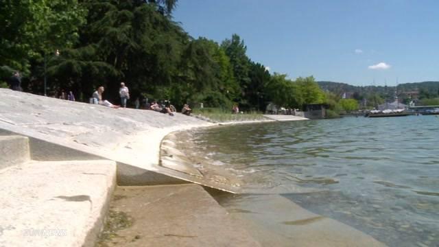 Neuer Uferweg ohne Knutschecke