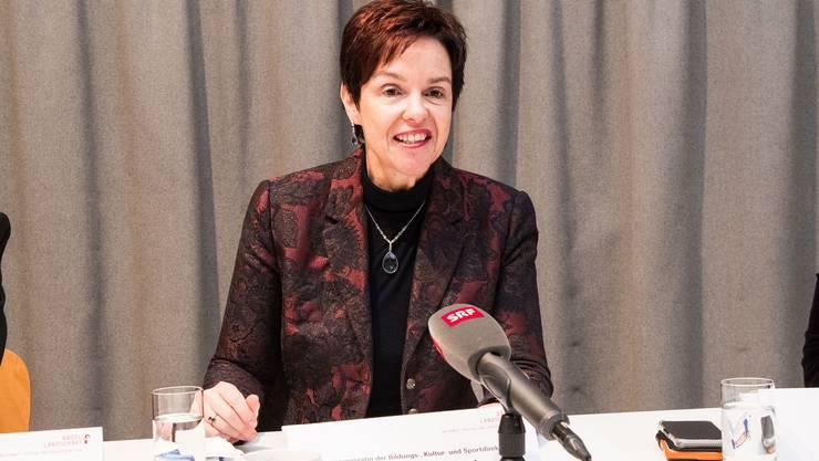 Mediengespräch mit Monica Gschwind