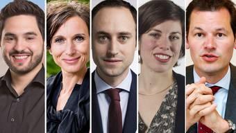 Auch in der Schweiz gibt es erfolgreiche Politiker unter 40.