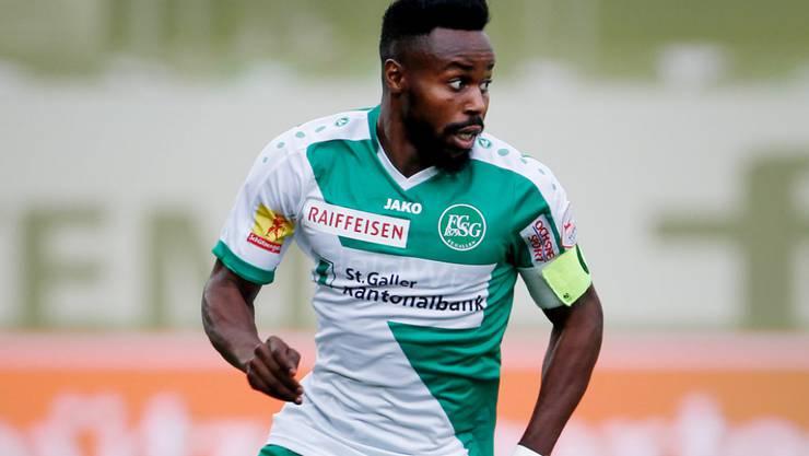St. Gallen verliert mit Nzuzi Toko einen Leistngsträger