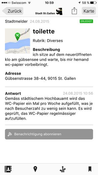 (Foto: Stadtmelder St. Gallen)