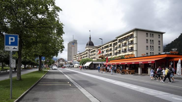 Zur Aevis Victoria SA gehören unter anderem Privatkliniken und Luxushotels wie das Victoria Jungfrau in Interlaken.