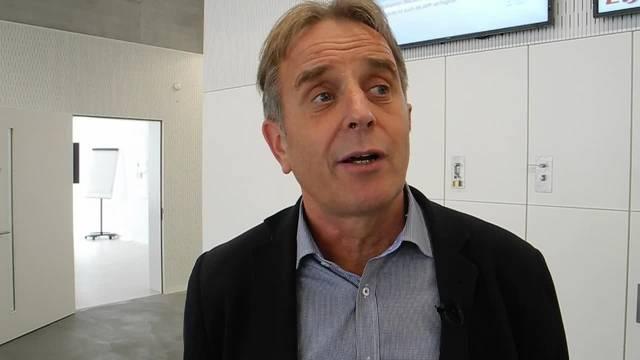 BBZ-Direktor Rolf Schütz sagt, was die Besucher am Tag der offenen Tür am 1. April erwartet
