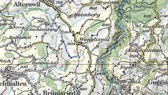 Der Unfall ereignete sich im Senseoberland beim Weiler Wengliswil.