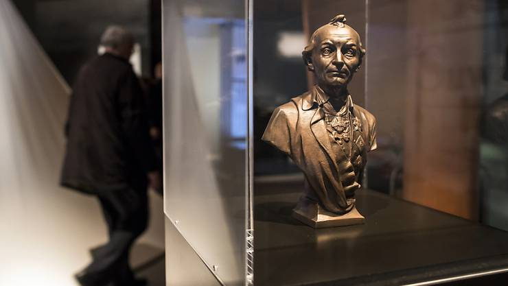 1799 zog er über die Schweizer Alpen, jetzt widmet das Forum Schweizer Geschichte in Schwyz ihm und seinem Feldzug eine Ausstellung: General Alexander Suworow.