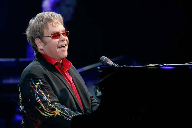 Elton John & Band