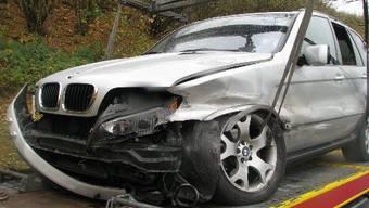 Am Sonntag gab es drei Unfälle mit Blechschäden