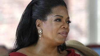 Oprah Winfrey spendet für afro-amerikanische Geschichte (Archiv)