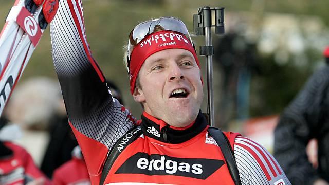 Matthias Simmen verabschiedet sich vom Spitzensport