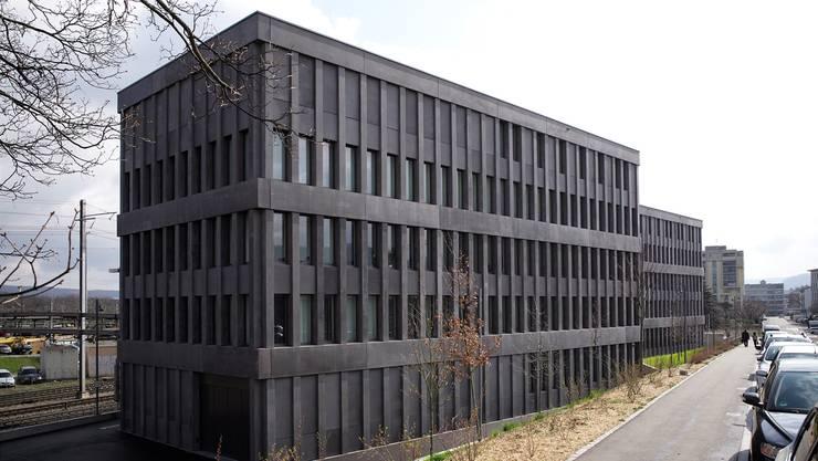 Das Strafgericht im Muttenzer Strafjustizzentrum.