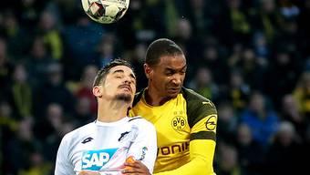 Abdou Diallo (rechts) wechselt von Dortmund zu Paris Saint-Germain