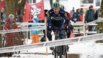 An den Schweizer Meisterschaften vor drei Jahren in Dielsdorf lag Schnee. Werden die Bedingungen in Baden gleich?