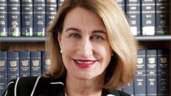 Die neuseeländische Richterin Lowell Goddard. Sie soll den britischen Pädophilen-Skandal untersuchen. (Archiv)