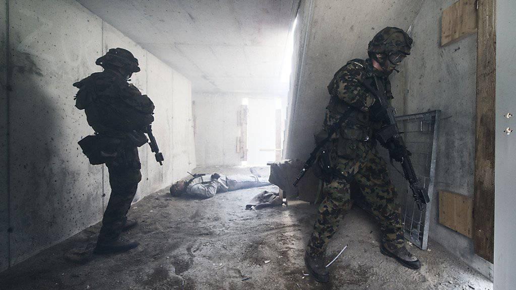 Mobile Einheiten statt Kampfpanzer: Der Bundesrat macht die Armee fit für hybride Konflikte. (Symbolbild)