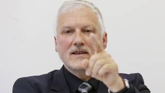 «2015 gab es achtmal mehr Asylgesuche von unbegleiteten Minderjährigen als 2013», sagt Peter Gomm.