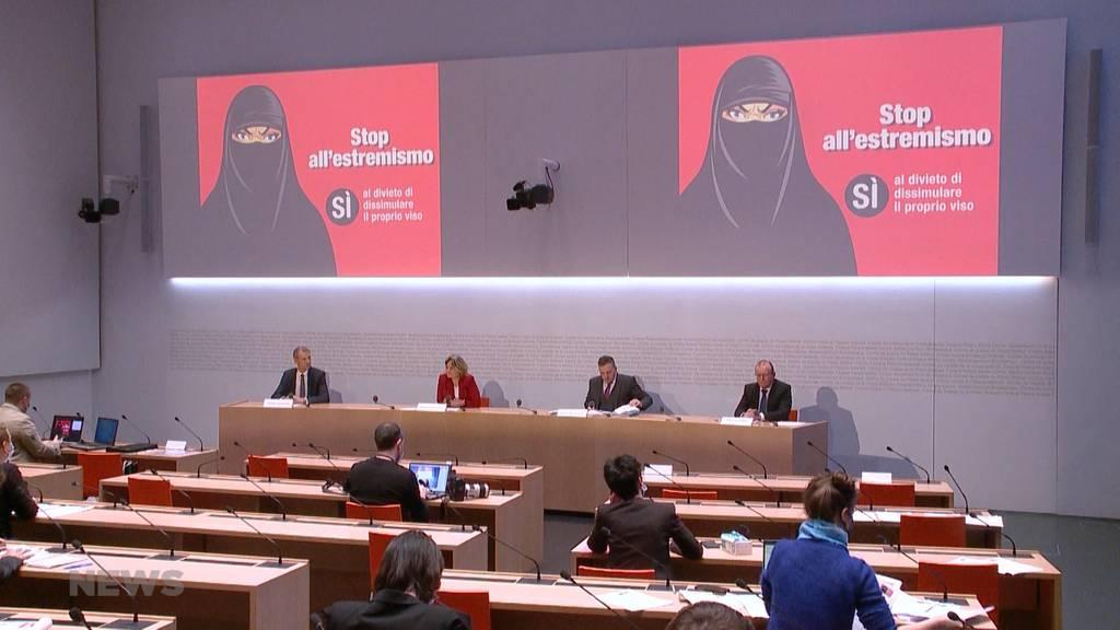 Verhüllungsverbot: Befürworter starten ihre Kampagne