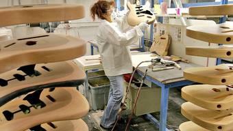 Fender-Produktionsstätte im kalifornischen Corona (Archiv)