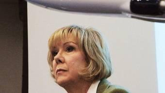 Ab Juni ist die Schweiz um einen weiblichen CEO ärmer: Monika Ribar, Konzernchefin von Panalpina (Archiv)