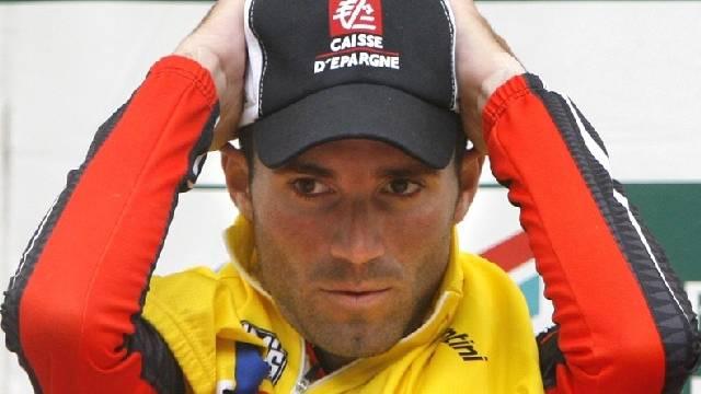 Alejandro Valverde droht Sperre