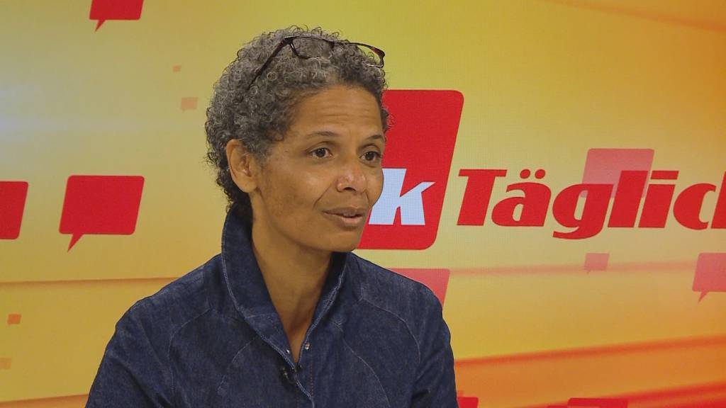 Berner Kantonsärztin Linda Nartey