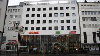 Das Hotel Astoria an der Wengistrasse wird Wohnungen weichen.
