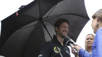 Grosjean verlässt Lotus