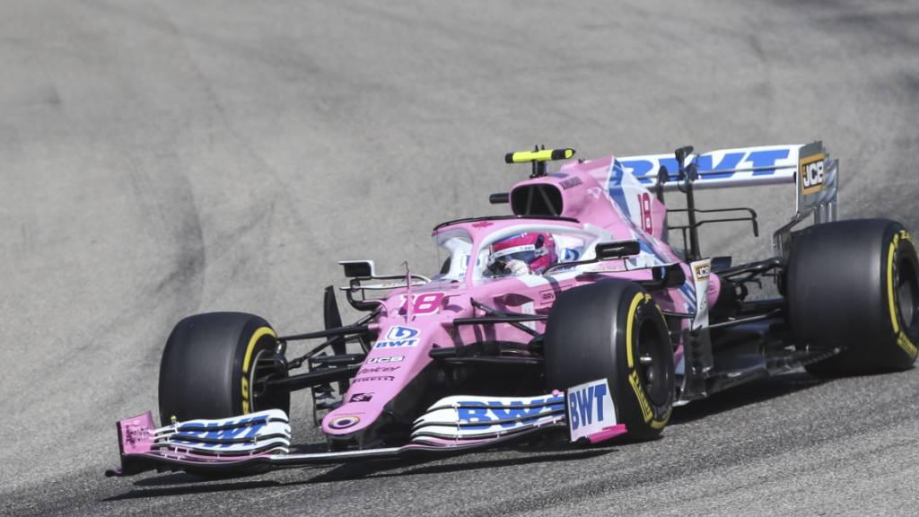 Racing Point zieht im Formel-1-Kopierstreit Einspruch zurück