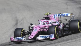 Racing Point beendet den juristischen Streit