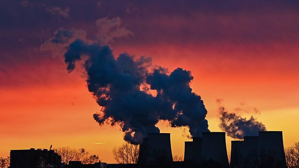 ARCHIV - Das deutsche Klimaschutzgesetz greift aus Sicht des deutschen Bundesverfassungsgerichts zu kurz. Foto: Patrick Pleul/dpa-Zentralbild/dpa/Symbol