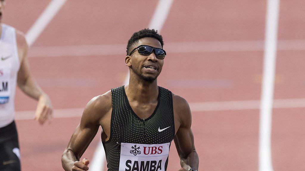 Abderrahman Samba liess sich in Lausanne erneut nicht bezwingen