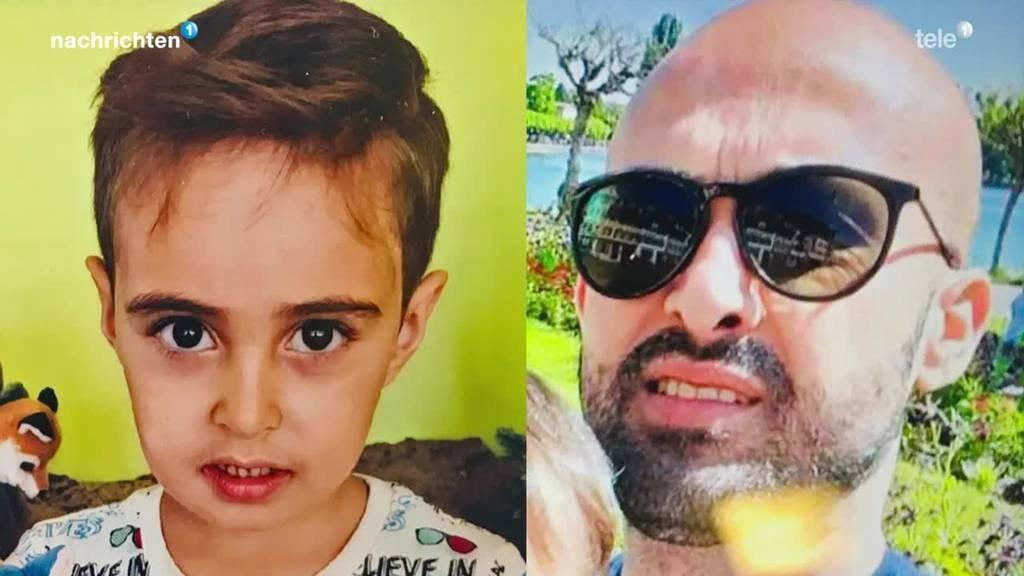 In Zug werden Vater und Kind seit Ende Juni vermisst