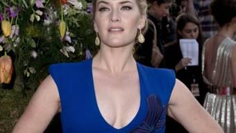 Kate Winslet nimmt Stellung gegen den Schlankheitswahn. (Archiv)