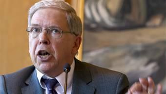 Andreas Fischer, Rektor der Uni Zürich, tritt per sofort von seinem Amt zurück